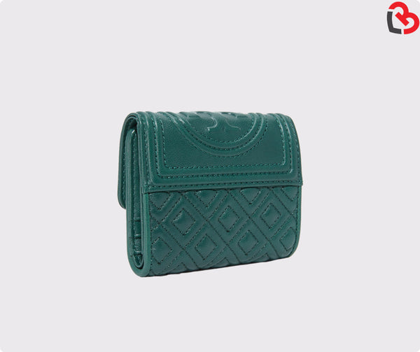 Tory Burch Fleming Mini Flap Wallet