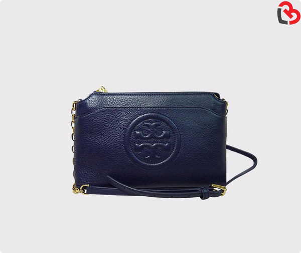 Tory Burch Bombe Chain Crossbody Bag