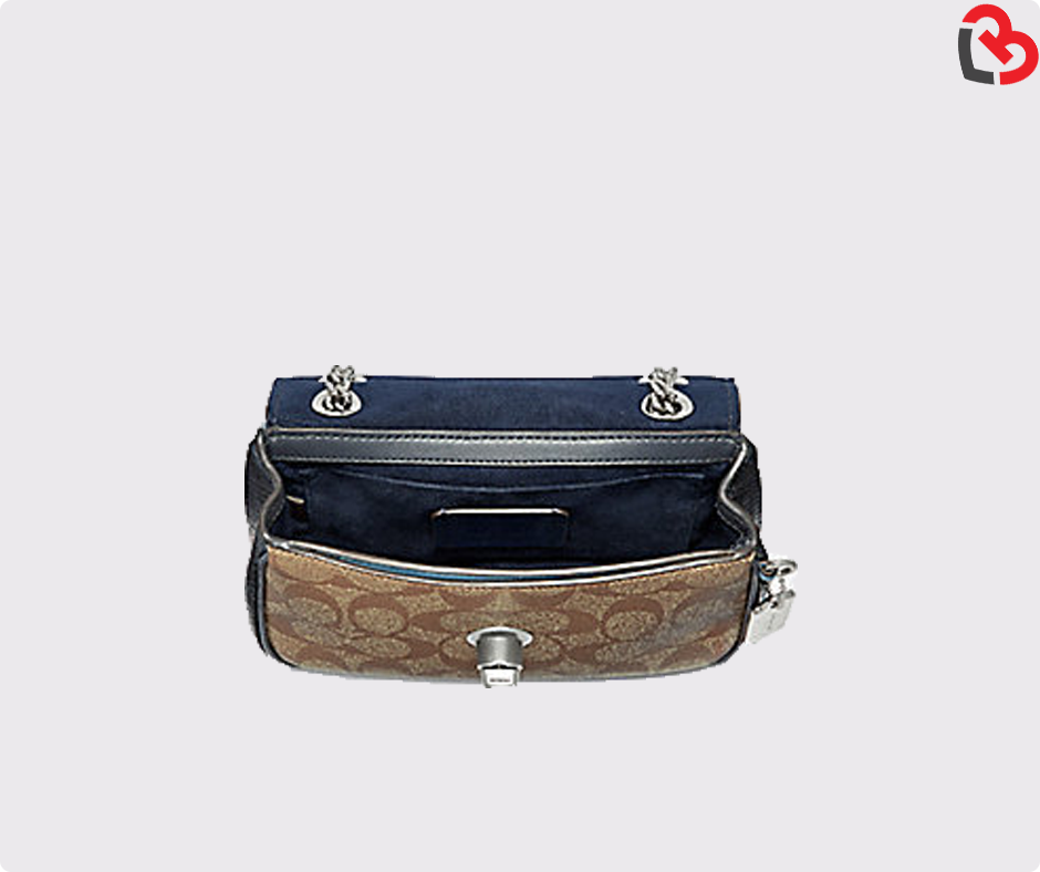 top style new release usa cheap sale Coach Mini Cassidy Crossbody In Signature Canvas