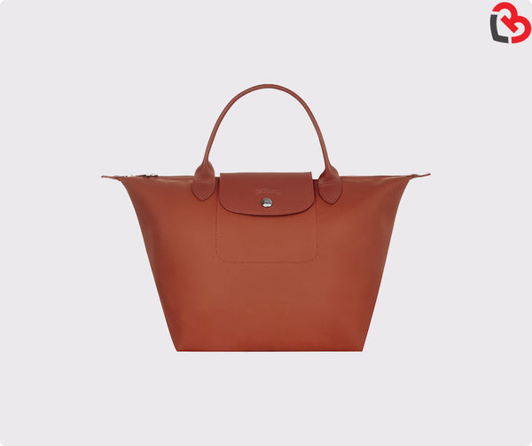 Longchamp Le Pliage Small Short Handle