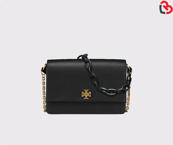 Tory Burch Kira Double-Strap Medium Shoulder Bag