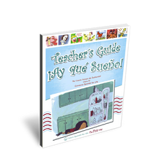 ¡Ay que sueño!, Teacher's Guide