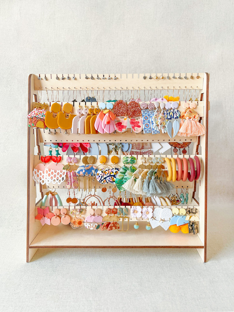 Earring Organisation Tips