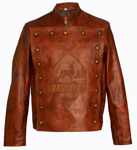 Cliff Secord The Rocketeer Billy Campbell Tan Brown Real Leather Jacket Real Leather Jacket 2019