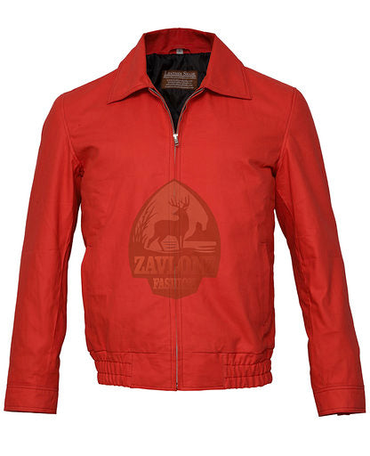 Casual Cotton Jacket Jim Stark Rebel