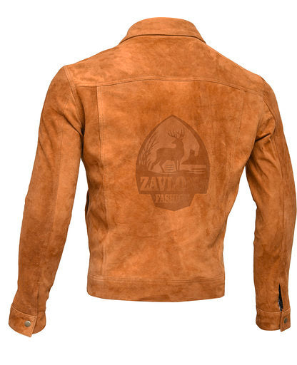 Buy suede leather biker jackets