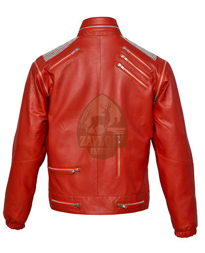 Leather Jacket Michael Jackson