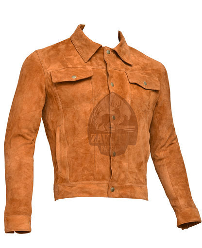 cheap suede leather biker jackets