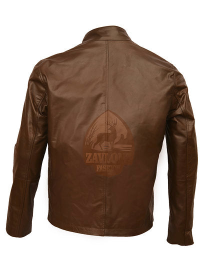 Leather Jacket - The Force Awaken