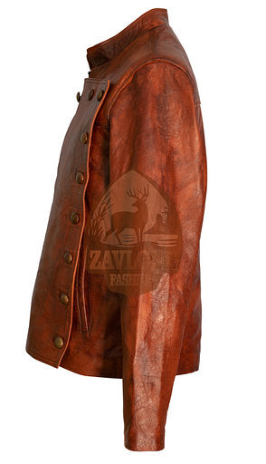 Cliff Secord The Rocketeer Billy Campbell Tan Brown Real Leather Jacket Real Leather Jacket 2020