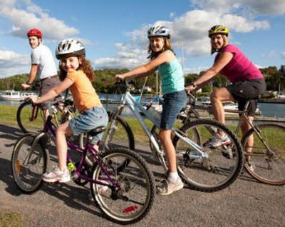 Cycling Safety Tips For Adults and Kids