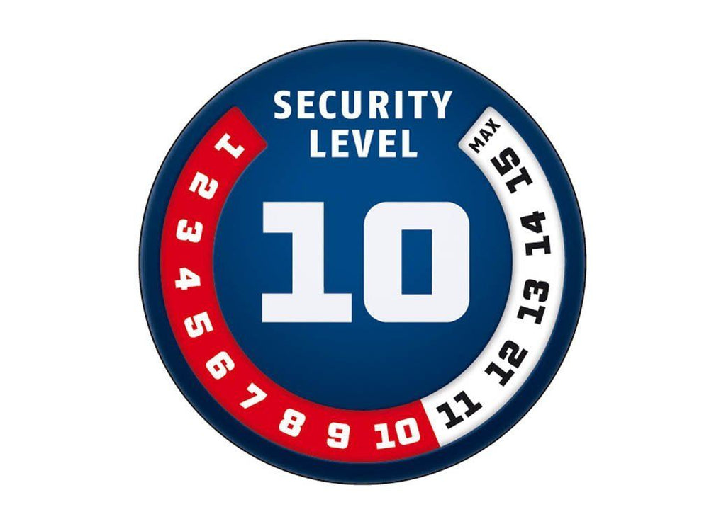 Abus Security Level 10