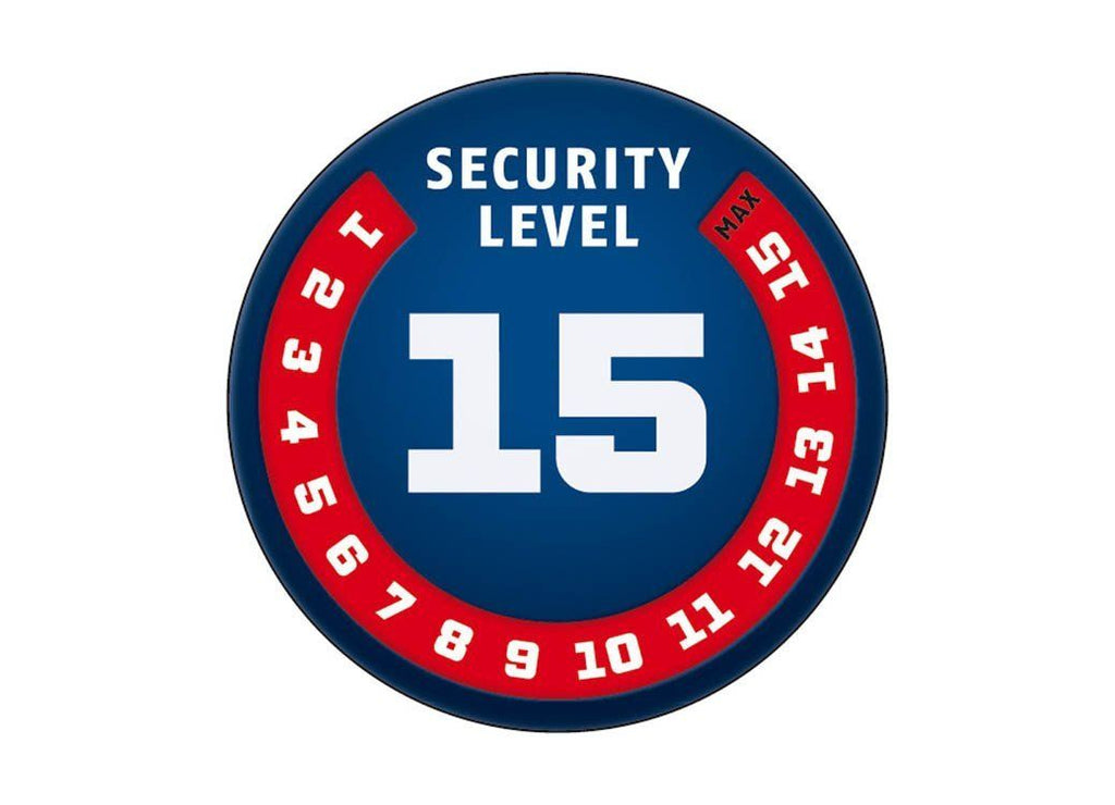 Abus Security Level 15