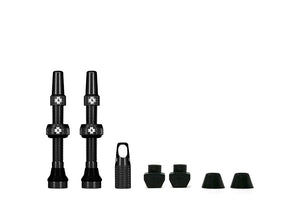 Muc-Off Tubeless Presta Valves 44mm Black