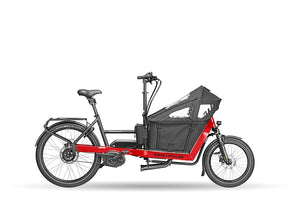 Riese Muller Packster 40 Vario Racing Red
