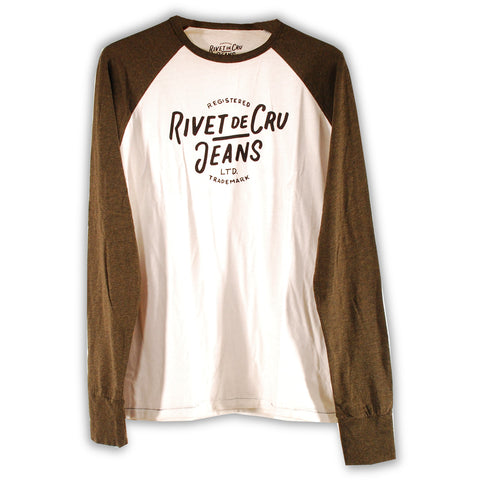 159-207R Limited T-shirt - Rivet De Cru Jeans - Premium Denim