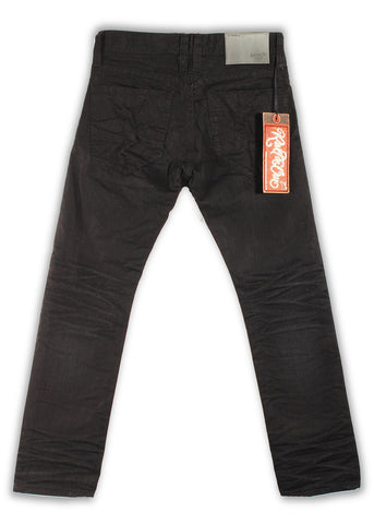163-174M Jaguar Black Jeans - Rivet De Cru Jeans - Premium Denim - Mens Fashion - Mens Clothing - Mens Jeans - Mens Denim - 2