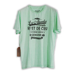 163-223R The Original T-shirt - Rivet De Cru Jeans - Premium Denim