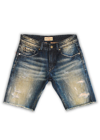1TS-007 Vapor Blue Shorts