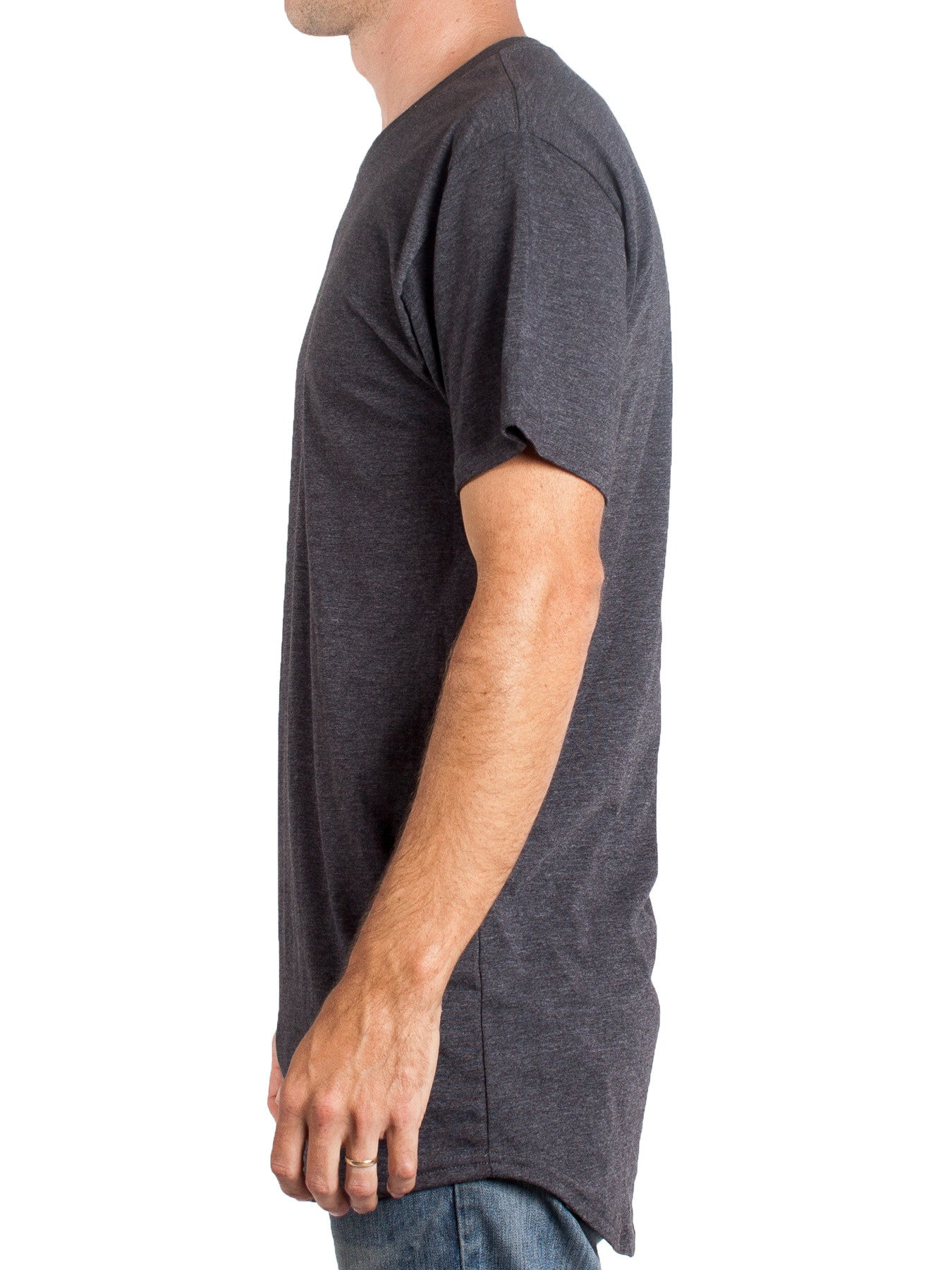 3c7dc1987a6d Classic Long Body    Charcoal Heather