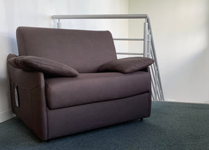 Jodie compact luxury Chair Bed