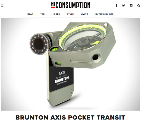 Axis Transit on High Consumption