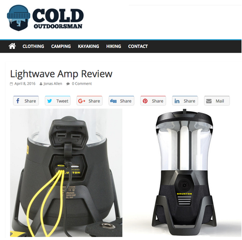 Cold Outdoorsmen - AMP Review