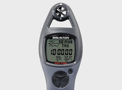handheld weather station