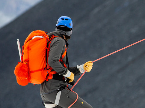 mountain guide search and rescue tools