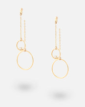 Load image into Gallery viewer, ThreeSixty One Up-down Earrings