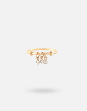 Load image into Gallery viewer, DOTM Dangling Diamond Ring