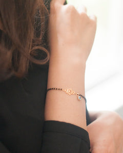 The Hitched Bracelet