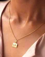 Load image into Gallery viewer, 18kt Gold Joy Charm