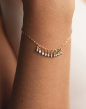 Load image into Gallery viewer, 18kt DOTM Diamond Bracelet