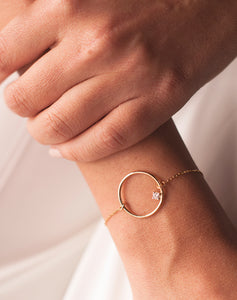 18kt Gold ThreeSixty One Bracelet