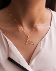 Diamond Constellation Charm - Capricorn