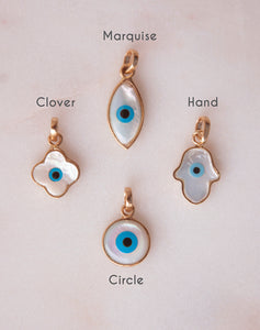 Evil Eye Charm Collections