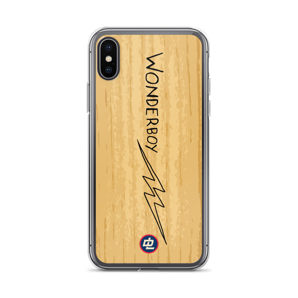 Wonderboy iPhone Case