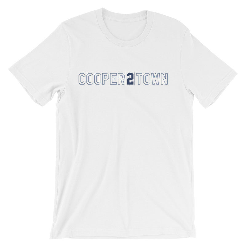 """Big Six"" Christy Mathewson Vintage T-Shirt"