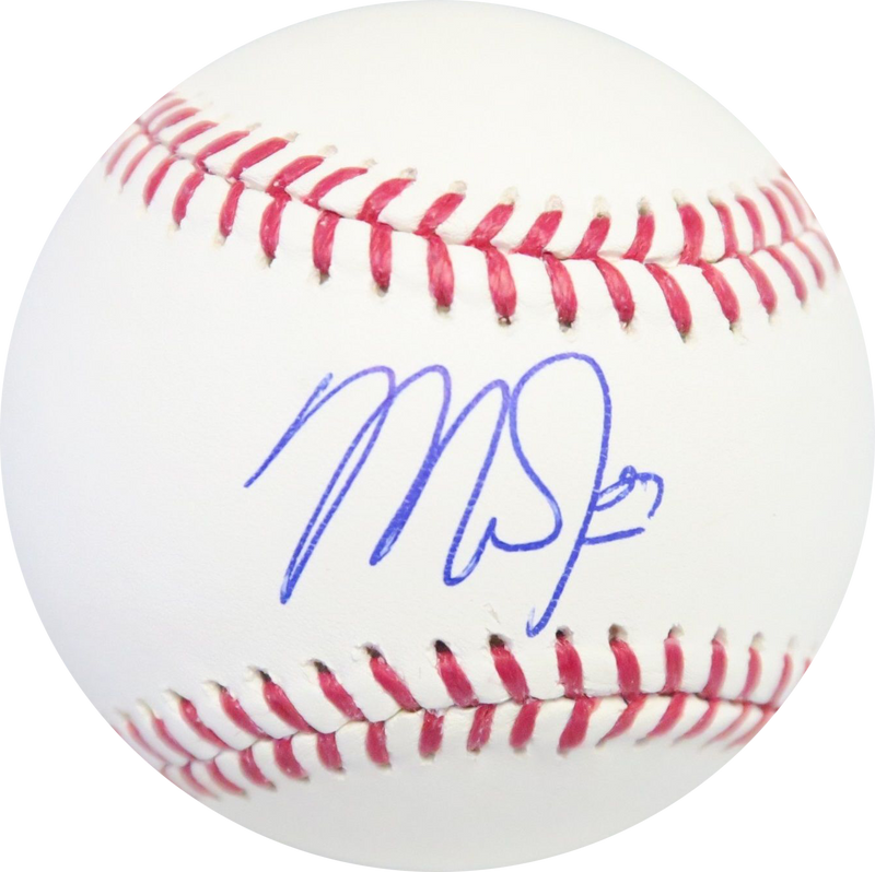 LIVE CHASE! Mike Trout Signed Baseball (MLB)! 1:15 Chance!