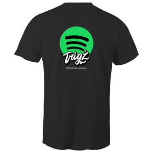 """Trigź Spotify"" AS Colour Staple - Mens T-Shirt"