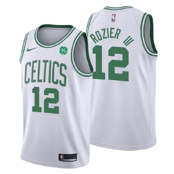 more photos 03bbb 6d497 Boston Celtics Terry Rozier III Association White Swingman Jersey