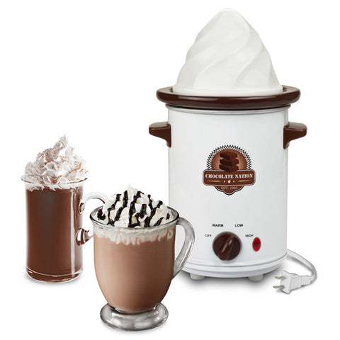 New! Gourmet Hot Chocolate Maker
