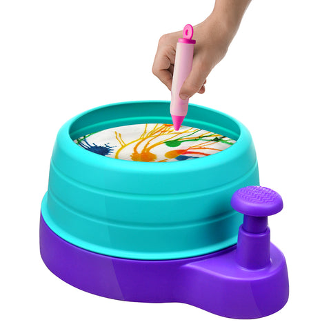 Smart Planet Sweets Nation Swirl Art Cake Decorator