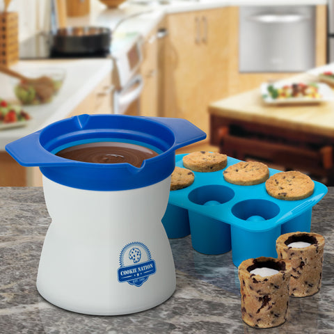 Milk & Cookie Shot Maker- Cookie Nation
