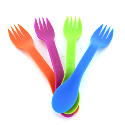 Meal Kit Replacement Spork & Condiment Lid