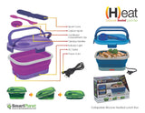 Collapsible Plug In Heated Meal Kit