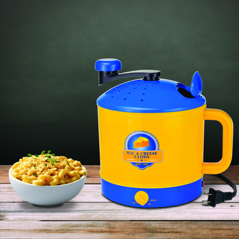 Electric Mac & Cheese Maker- Cheese Nation