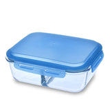 New! Pure Glass Bento Meal Container