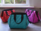 New! Portion Perfect 4 Piece Puffer Bag Set
